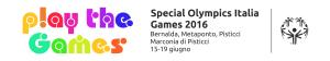 Logo Play The Games 2016 Bernalda