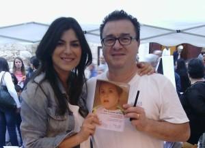Con Marinella Di Gioia